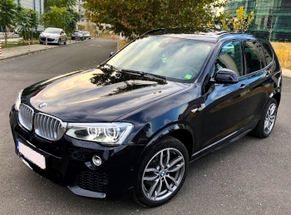 Rent BMW Arad Airport