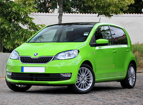 Rent Skoda Sibiu Aéroport