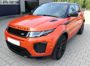 Rent Range Rover Botosani