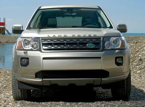Rent Land Rover Bucharest Baneasa Airport