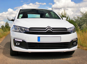 Rent Citroen Bucharest Otopeni Airport