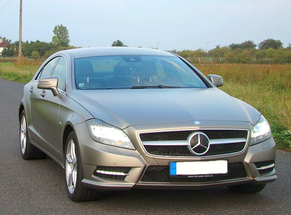 Rent Mercedes Sibiu Airport