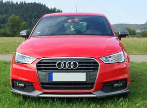 Rent Audi Pascani