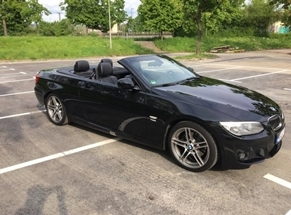 Rent BMW Targu Mures Airport