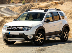 Rent Dacia Bucharest Otopeni Airport