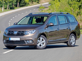 Rent Dacia Bucharest