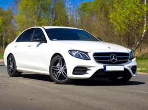 Rent Mercedes Bucharest Otopeni Airport