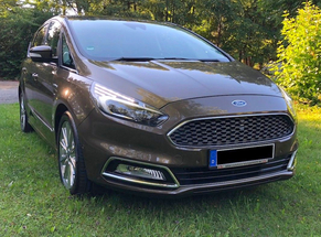 Rent Ford Sibiu Airport