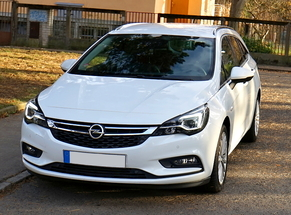 Rent Opel Bucharest Baneasa Airport