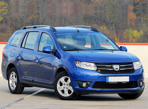 Rent Dacia Bukarest