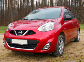 Rent Nissan Bucharest Baneasa Airport