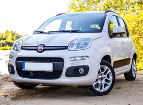Rent Fiat Bucharest Baneasa Airport