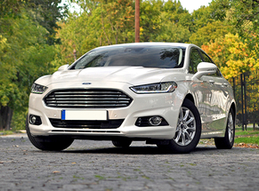 Rent Ford Bucharest Baneasa Airport