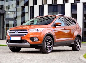 Rent Ford Focsani