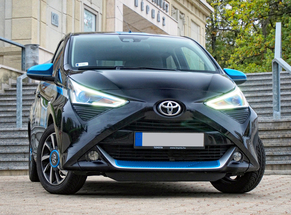 Rent Toyota Bucharest