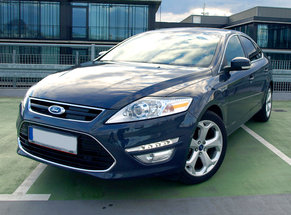 Rent Ford Bacau Aeroporto