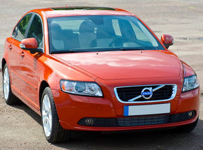 Rent Volvo Bucharest Otopeni Airport