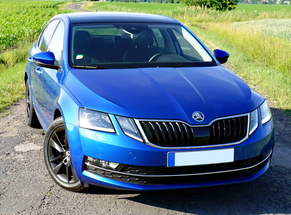 Rent Skoda Bucharest Baneasa Airport