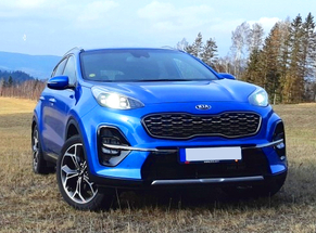 Rent Kia Bucharest