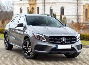 Rent Mercedes Targu Mures Airport