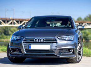 Rent Audi Bucharest Baneasa Airport