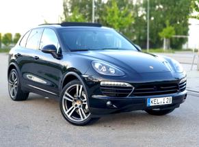 Rent Porsche Cluj Napoca