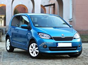 Rent Skoda Iasi Airport