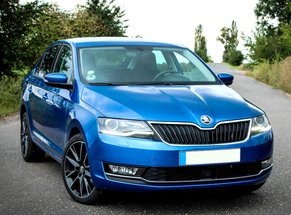 Rent Skoda Bucarest Aéroport Otopeni
