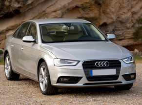 Rent Audi Bucharest Otopeni Airport