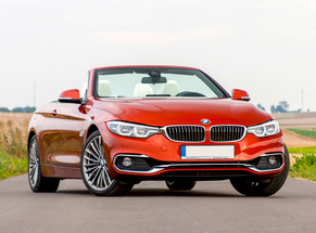 Rent BMW Sibiu Airport