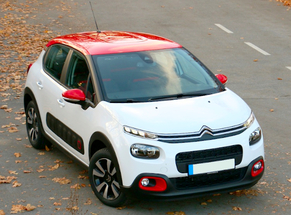 Rent Citroen Suceava Airport