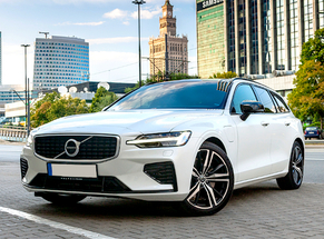 Rent Volvo Bacau Airport