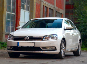 Rent VW Bucharest Baneasa Airport