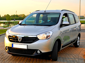 Rent Dacia Bucharest Baneasa Airport
