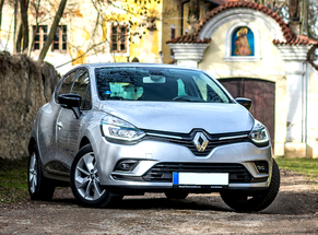 Rent Renault Bucarest