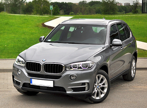 Rent BMW Bucarest Aéroport Baneasa