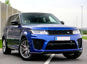 Rent Range Rover Bucharest Otopeni Airport