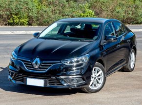 Rent Renault Bucharest Baneasa Airport
