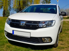 Rent Dacia Bucarest Aéroport Otopeni