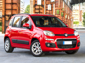 Rent Fiat Bucharest