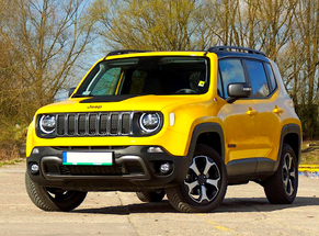 Rent Jeep Bucharest