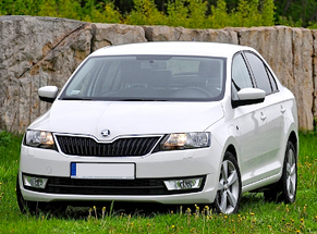 Rent Skoda Bucarest