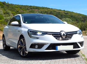 Rent Renault Bucharest Otopeni Airport