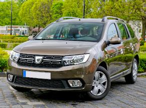 Rent Dacia Suceava