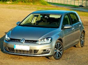 Rent VW Bucarest Aéroport Baneasa