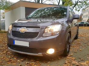 Rent Chevrolet Bucarest
