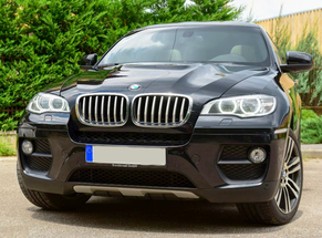 Rent BMW Bucarest Aeroporto Otopeni