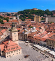 Brasov the best place to start a vacation